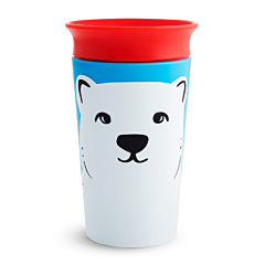 Tasse Miracle 360°, ours polaire, 266 ml